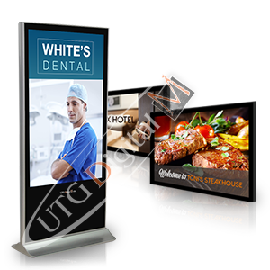 UTG DigitalMedia Indoor Digital Signage