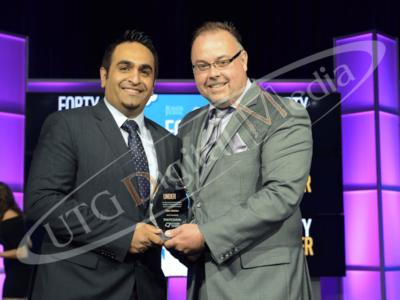 UTG Digital Media President, Alan Wehbe, Recipient of 2016 Forty Under 40 Award