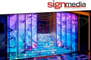 Ottawa company brings LED staircase to Las Vegas