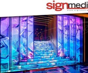 Ottawa company brings LED staircase to Las Vegas