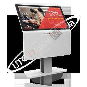 UTG Angled Screen