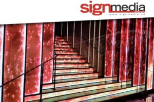Ottawa-built LED staircase wins international award