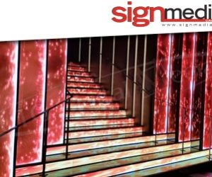 Ottawa-built LED staircase wins international award