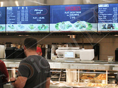 What happened with McDonald's Digital Menu Boards won't happen with our customers, and here is why!