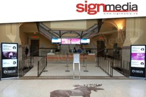 Canadian Museum of Nature Upgrades Visitor Experience with Digital Signage
