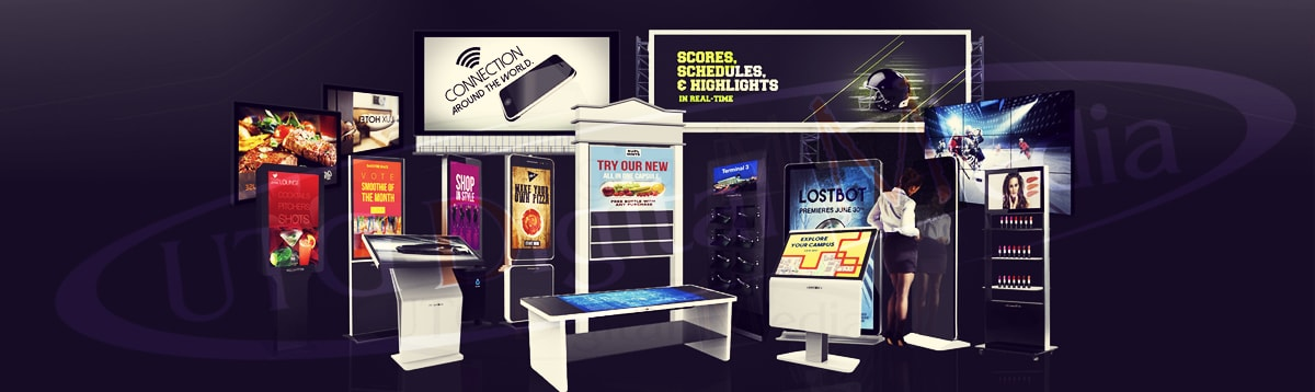 Frequently Asked Questions About Digital Media Signage Displays