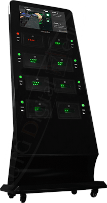 MPoweredbyUTG - Mobile Chsarging Station