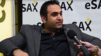 Alan Wehbe Interview Video