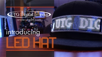 LED Hat Video