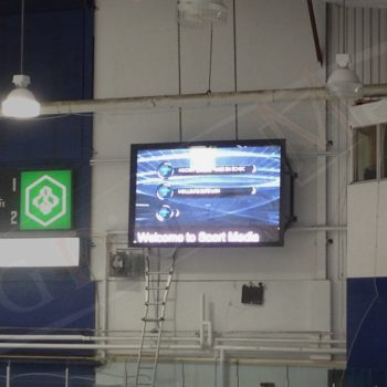 Complexe Sportiff, Montreal – LED Screen