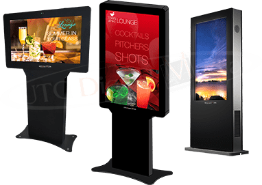 Outdoor Digital Box