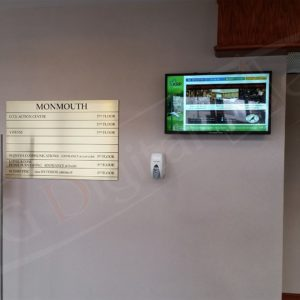 Kanata Research Park – 43″ Information Display