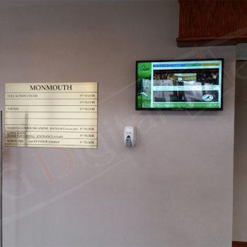 Kanata Research Park – Information Display