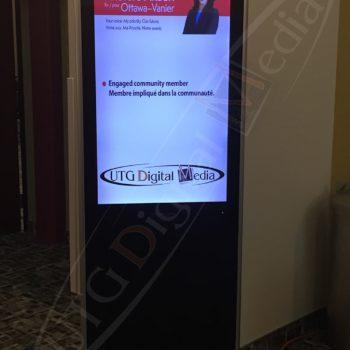 Khatera Akbari, Elections – Stand Up LCD