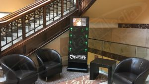 Museum of Nature – Mobile Charging Station Kiosk