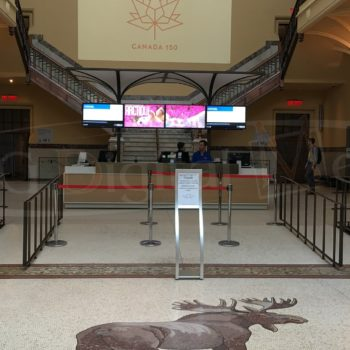 Museum of Nature – Promotional Displays