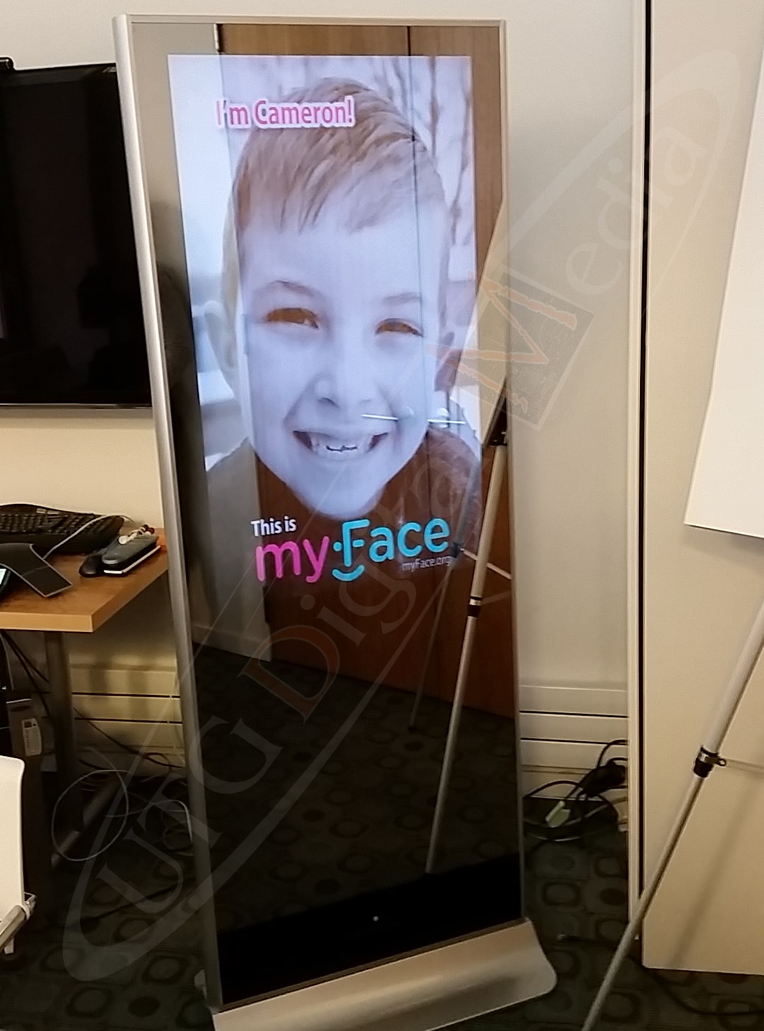 Digital Mirror