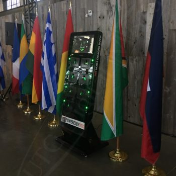 Ottawa 2017 Thank You Ceremony – Mobile Charging Station