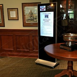 Ottawa Hunt and Golf Club – 43″ SS Stand Up LCD
