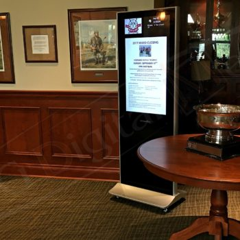 Ottawa Hunt and Golf Club – Stand Up LCD