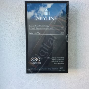 308 Hunt Club – LCD Directory