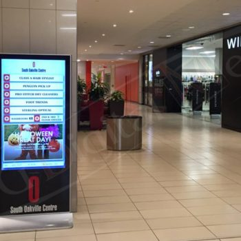 South Oakville Centre – Stand Up LCD