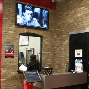 Tommy Guns, Bayshore – 55″ Promotional Screen