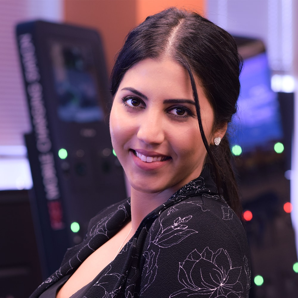 An image of Souha Zeineddine - Executive Assistant t UTG Digital Media