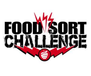 UTG at the Ottawa Food Bank,  Food Sort Challenge Event