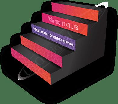 LED Stairs UTG