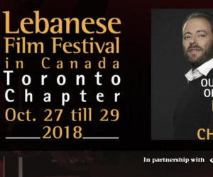 UTG in Toronto for the next Lebanese Film Festival in Canada