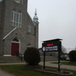 Church in Casselman goes Digital with a Double Sided Outdoor LED sign by UTG Digital Media