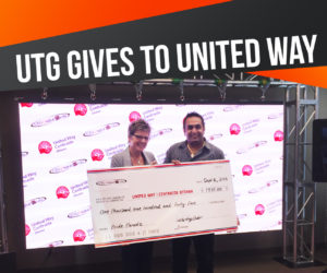 UTG Digital Media Supports United Way Ottawa