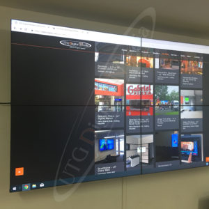 EdgeMega (France) – Video Wall