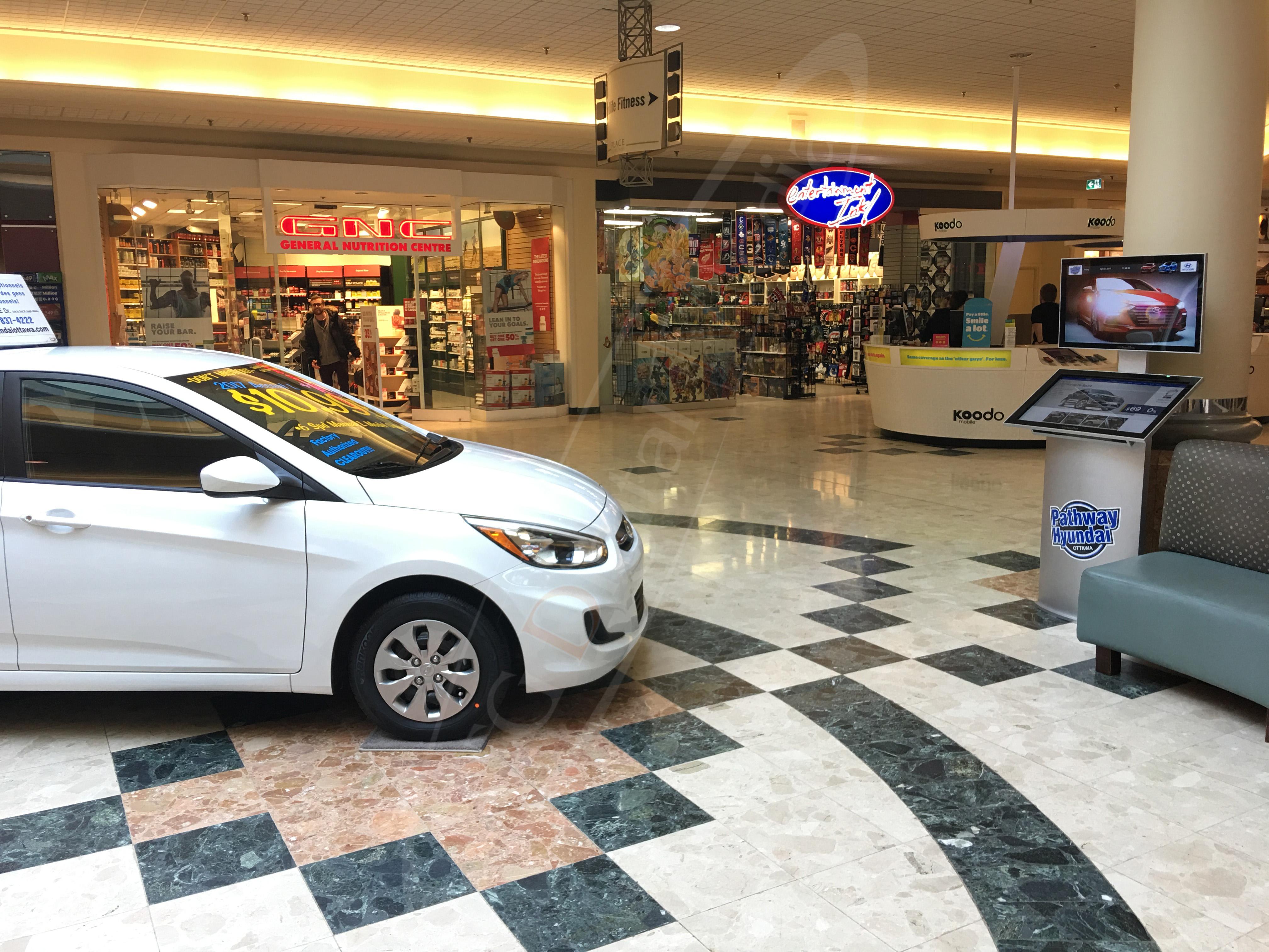Hyundai – Touch Screen