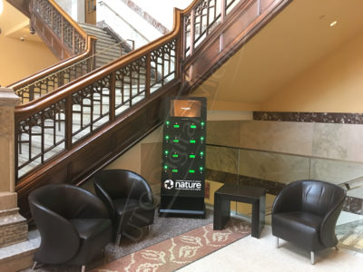 Museum of Nature – Mobile Charging Station