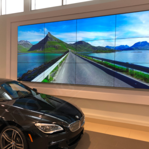 BMW – Video Wall