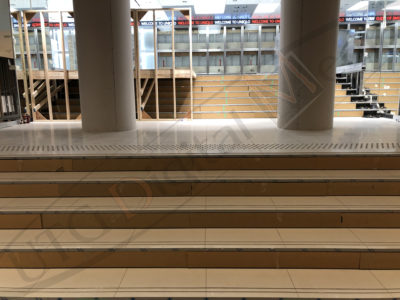 The Story behind UTG's Unique LED Stairs in Canada