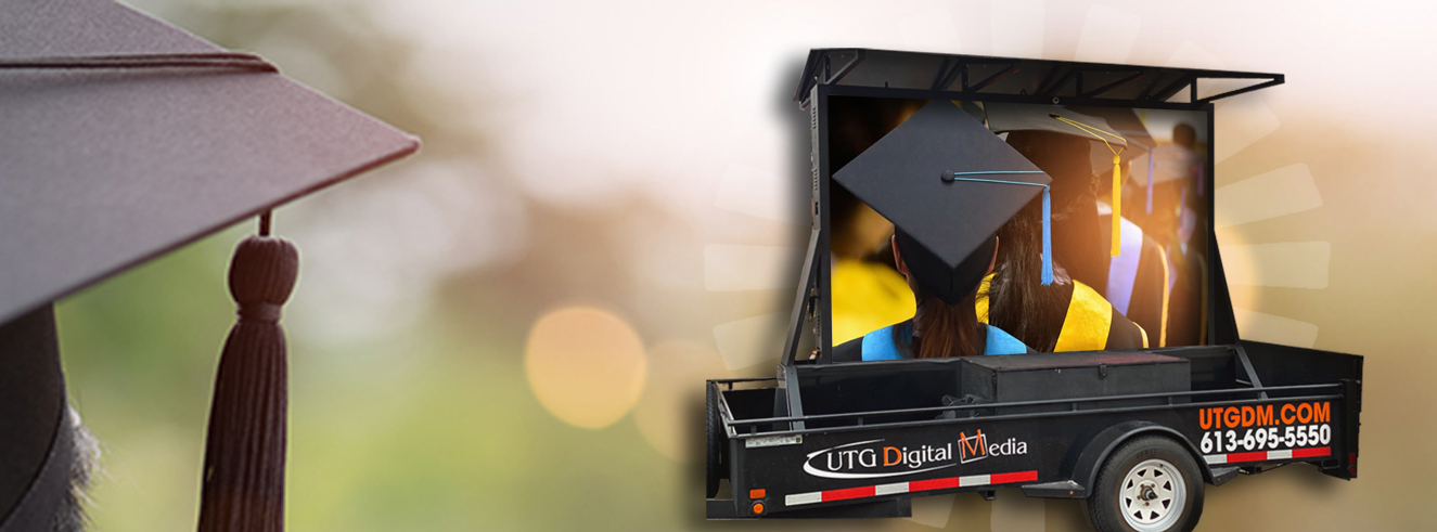 2021 VIRTUAL GRADUATION PLANNING: UTG GIVES BACK TO SCHOOLS!