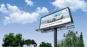 Digital LED Billboard