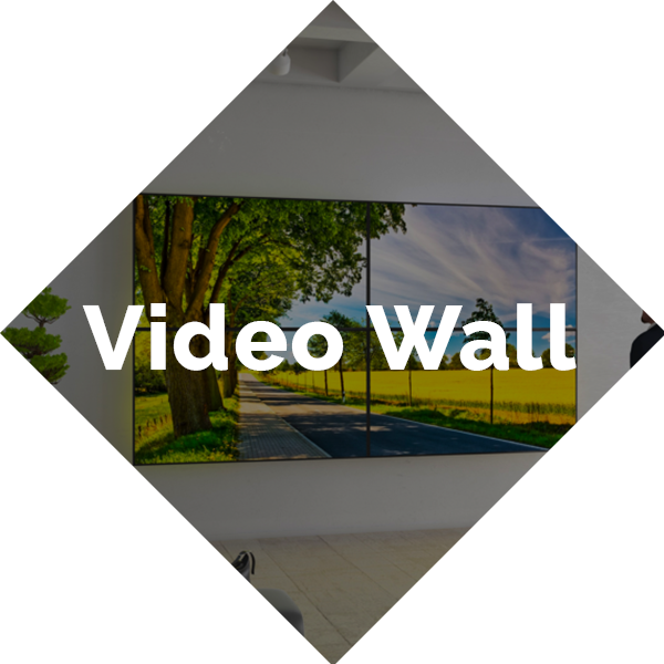 Video Wall button