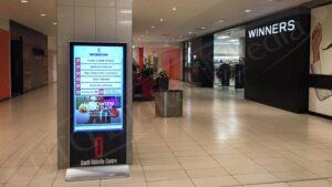 Indoor Digital Signage