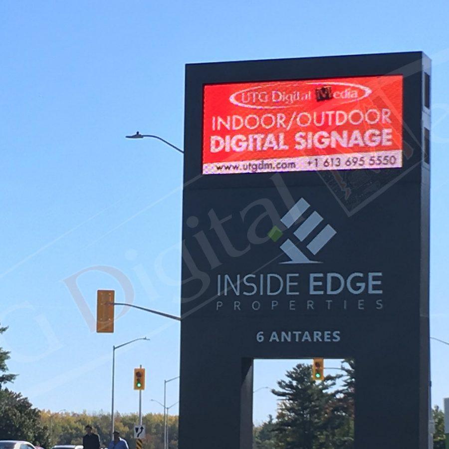 Inside Edge - Outdoor